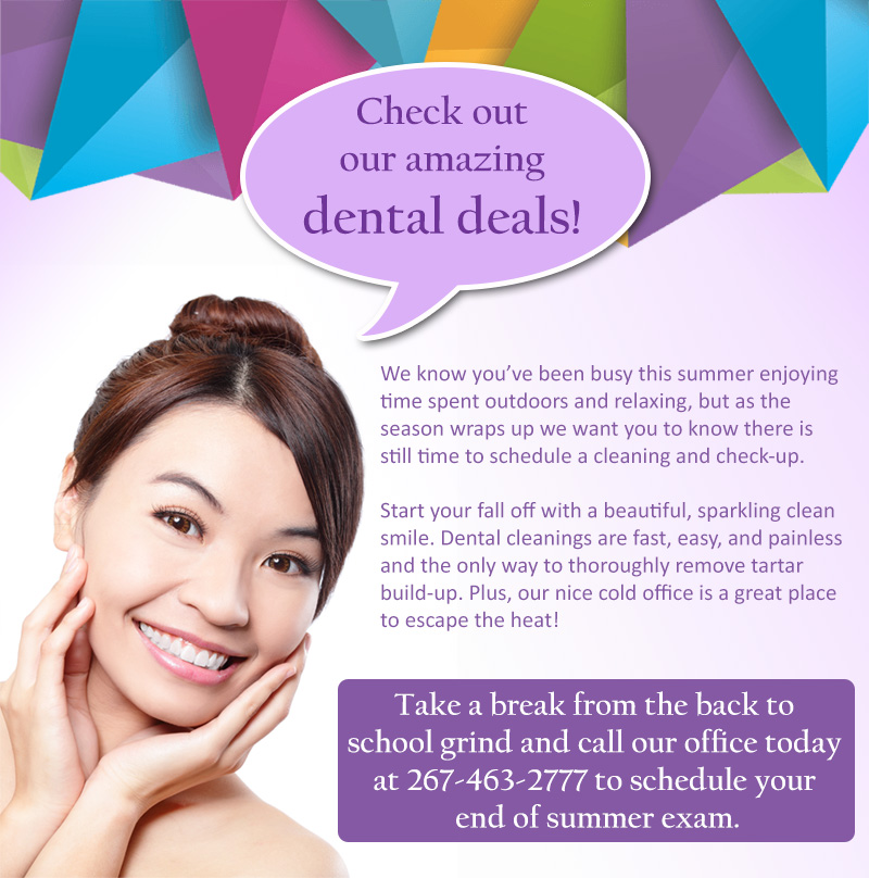 Main banner, Dentist Sterling Heights