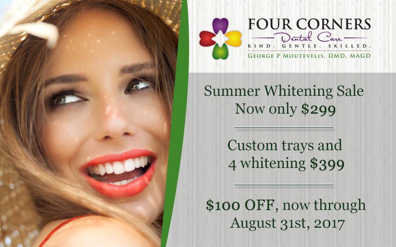 summer whitening sale