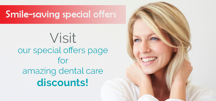 Visit for Special Offer
