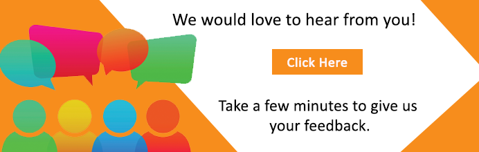 Give us your feedback