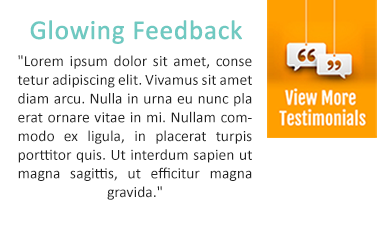 Glowing Feedback - Read More